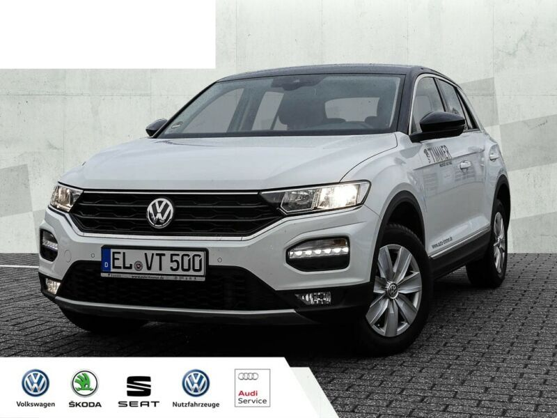 Volkswagen T-Roc 2,0 TDI DSG 4Motion Style GPS ACC Climatisation