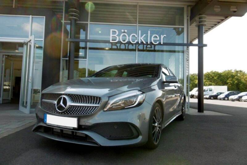 Mercedes-Benz A 180 AMG LINE Peak Edition LED