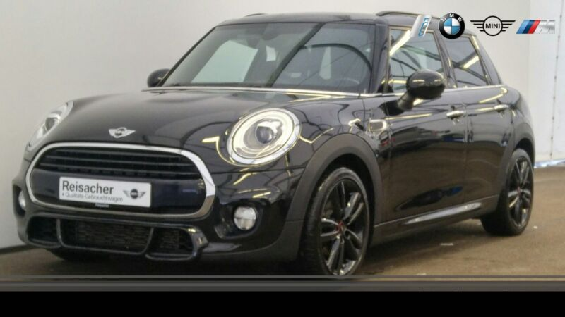 MINI Cooper 5p JCW GPS LED Sport PDC BT+USB