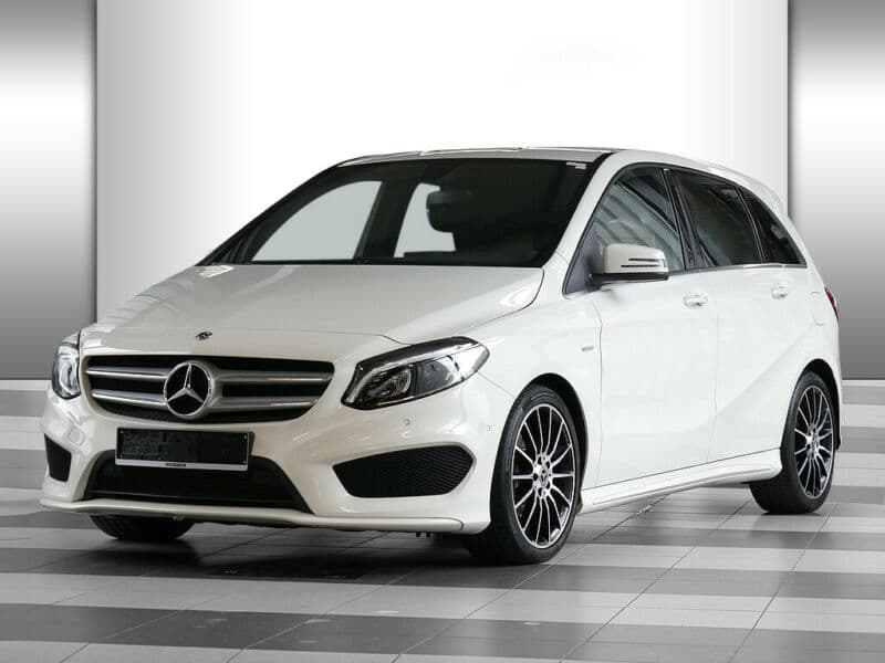 Mercedes-Benz B 200 d AMG Line PEAK LED