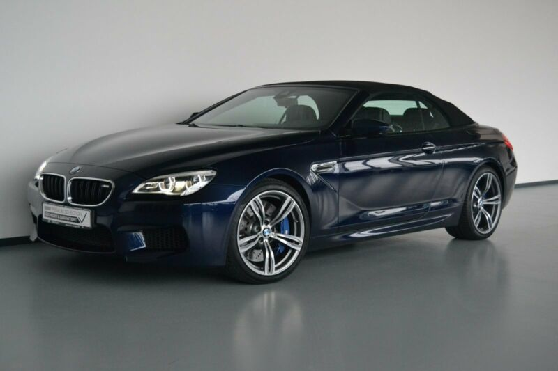 BMW M6 Cabrio Head-Up HiFi DAB LED PDC
