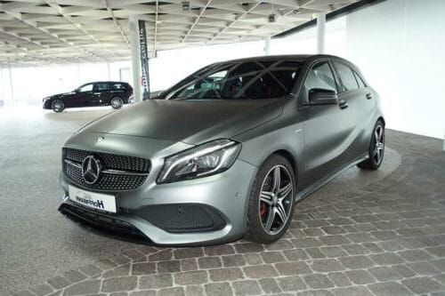 Mercedes-Benz A 250 Sport AMG LED Camera