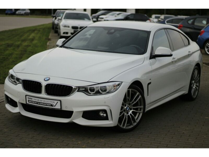 BMW 420 Gran Coupe M Sport/GPS/Attelage amovible/PDC