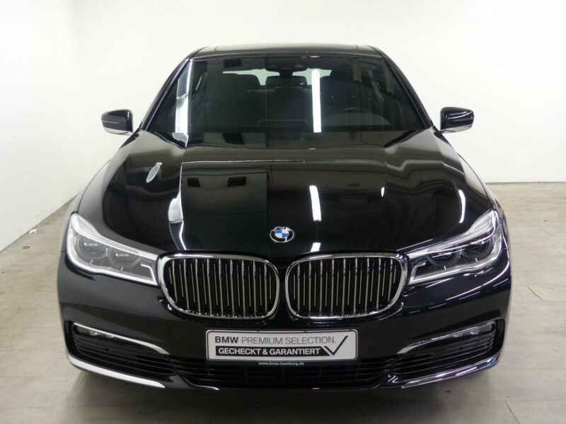 BMW 740d xDrive LimousineLED