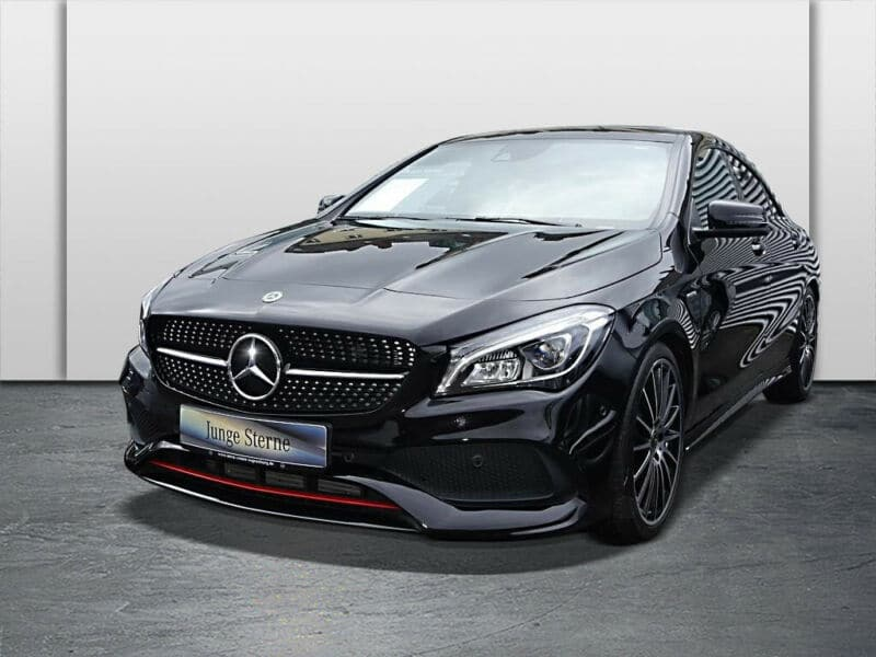 Mercedes-Benz CLA 250 Sport Coupé AMG Night LED Memory Caméra
