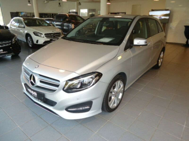Mercedes-Benz B 200d Sensation LED Park-Assist