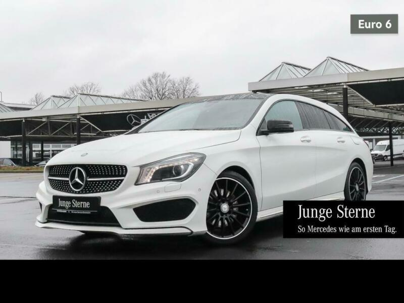 Mercedes-Benz CLA 220 d SB AMG Night Navi Bi-Xenon Toit panoramique