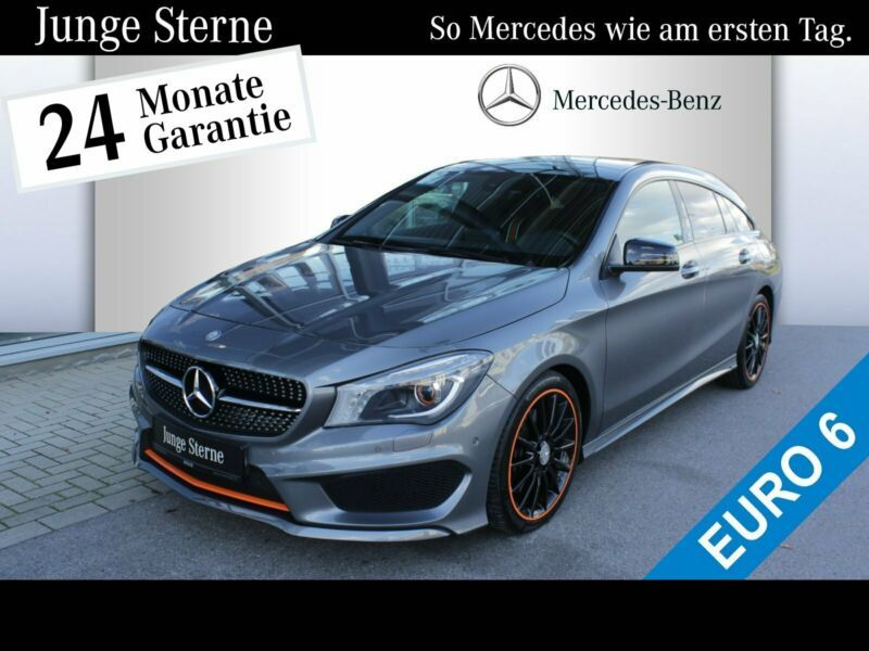 Mercedes-Benz CLA 250 4M Shooting Brake AMG Line GPS