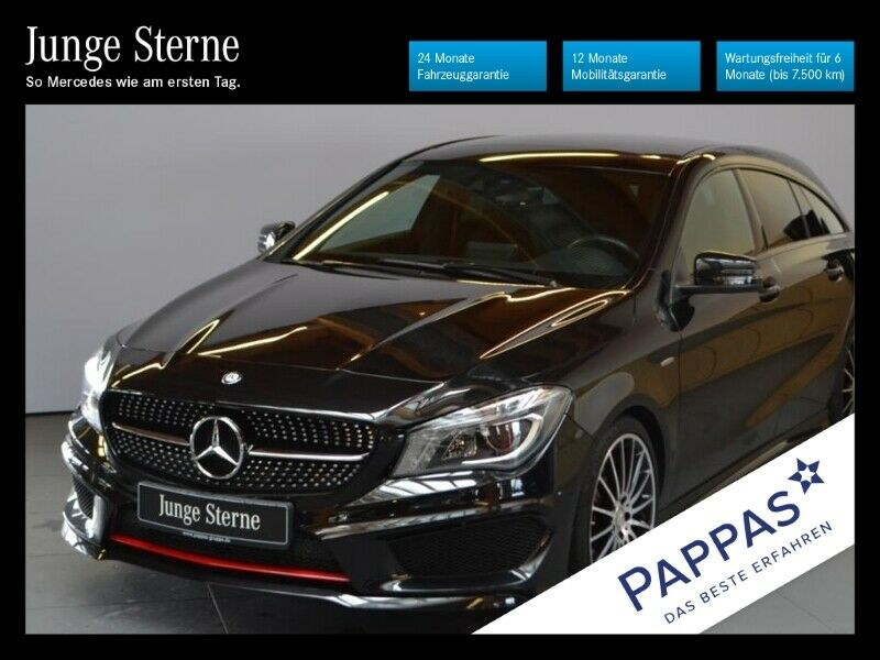 Mercedes-Benz CLA 250 Shooting Brake 4MATIC AMG Line Comand