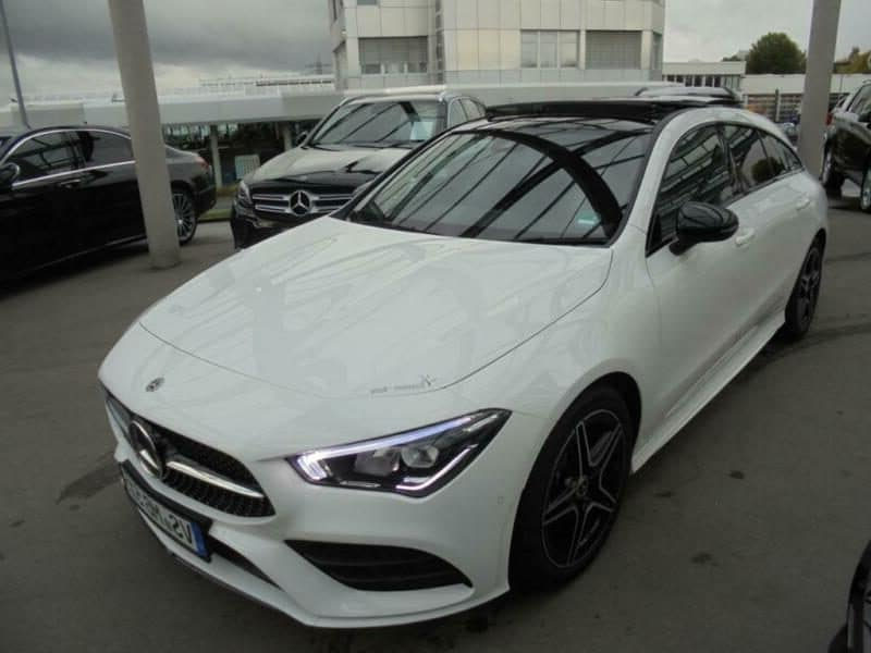 Mercedes-Benz CLA 220 SB AMG GPS LED