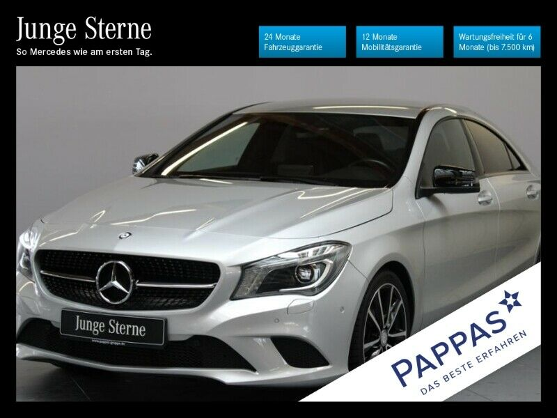 Mercedes-Benz CLA 220 CDI 4MATIC Urban Night Caméra GPS