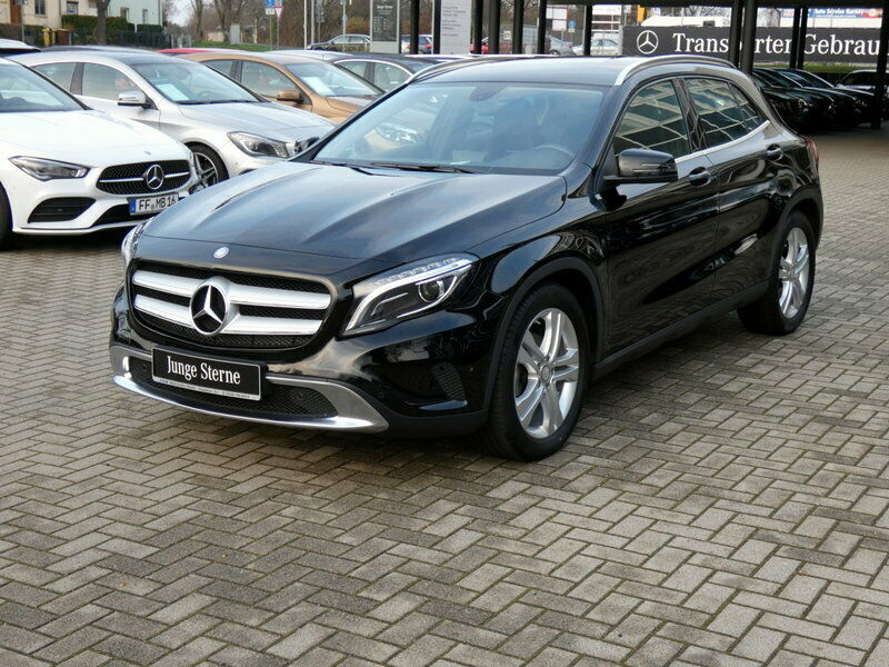 Mercedes-Benz GLA 200 CDI 4MATIC Urban BC GPS Climatisation