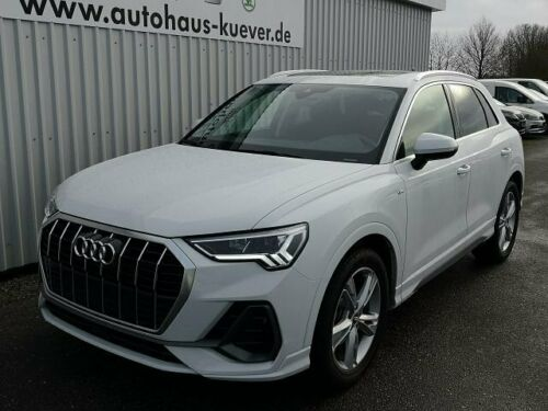 Audi Q3 35 TFSI S-Line S-Tronic Toit Panoramique LED Virtual Cockpit Attelage