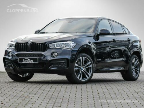 BMW X6 xDrive40d M Sport Head-Up HiFi GPS