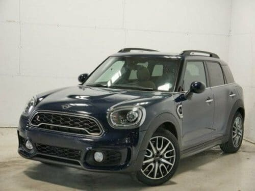 MINI Cooper SD Countryman Head-Up, HiFi, LED