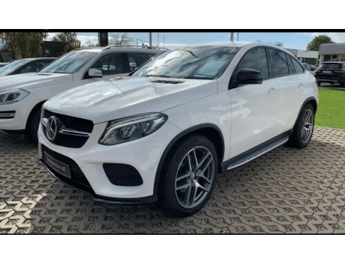 Mercedes-Benz GLE 350 d 4M Coupé AMG Pack Sport-black 21""