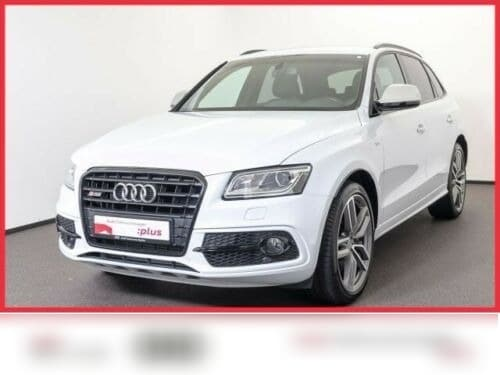 Audi SQ5 3.0 TDI Competition Quattro JA21