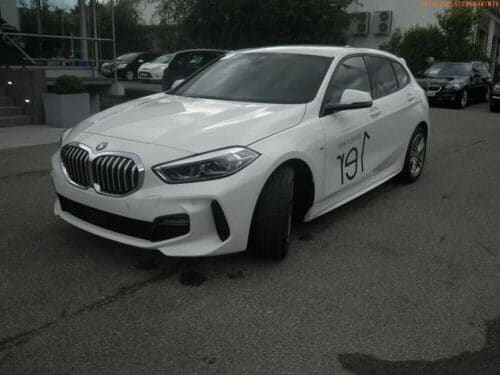 BMW 118i M Sport Head-Up HiFi LED WLAN