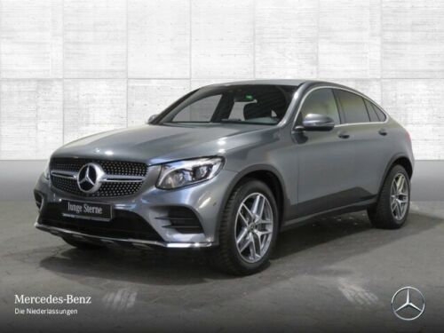 Mercedes-Benz GLC 250 Coupé 4M AMG LED Camera GPS