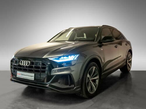 Audi Q8 50TDI quattro S line Head-up toit Pano B&O LED