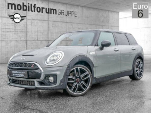 MINI Cooper SD Clubman NAVI LED ACC