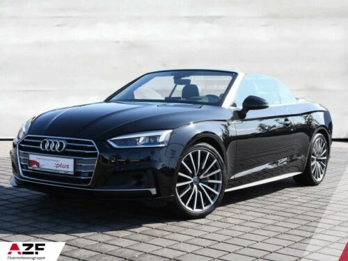 Audi A5 Cabriolet 2.0 TDI S-tronic S line GPS LED