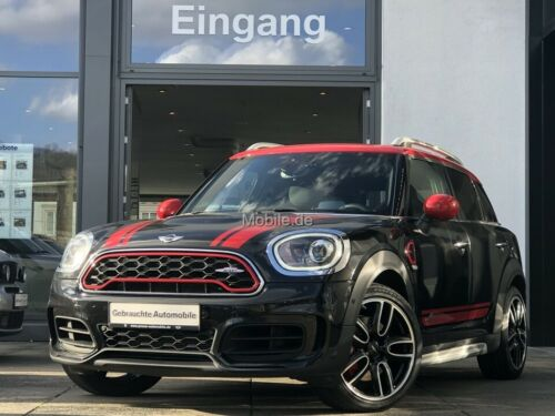 MINI Countryman JCW GPS Head Up Pano