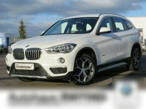 BMW X1 xDrive18d xLine Head-Up GPS LED