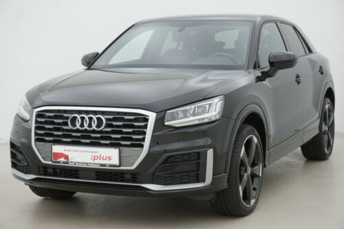 Audi Q2 1.4 TFSI S line S tronic Head Up Display Camera