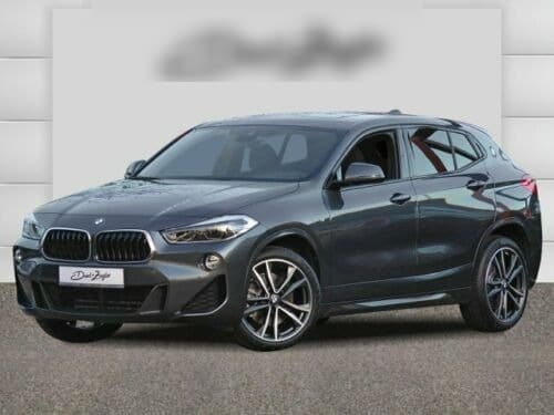 BMW X2 sDrive20i M Sport GPS LED Pano Alu19 Camera