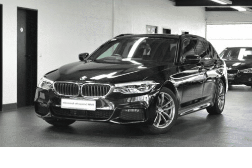BMW 530d Touring M Sport Head Up Display PANO