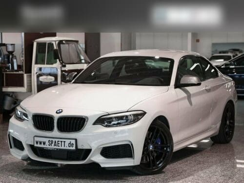 BMW M240i Coupé HiFi LED WLAN GPS Prof