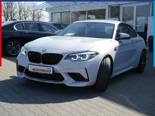 BMW M2 Coupe DKG Competition WLAN LED