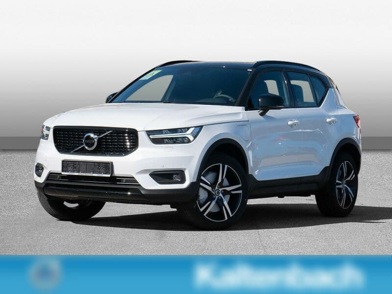 Volvo XC40 T5 Twin Engine R-Design LED Caméra