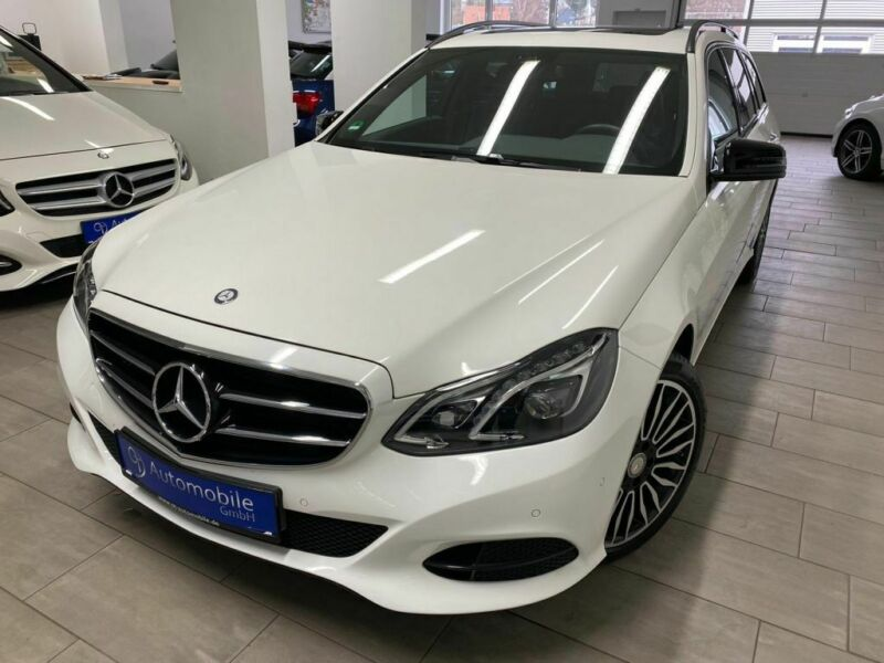 Mercedes-Benz E 220 T BlueTEC 4Matic 7G-TRONIC Avantgarde