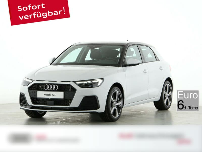 Audi A1 advanced 30 TFSI STRONIC GPS LED APP CONNECT