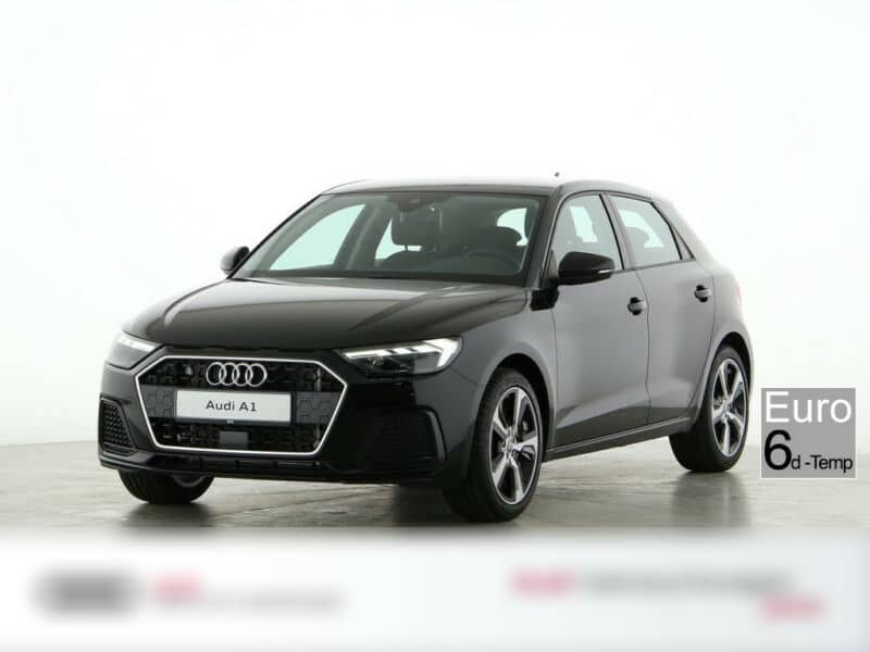 Audi A1 advanced 30 TFSI S TRONIC GPS LED CONNECT