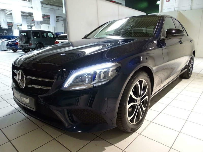 Mercedes-Benz C 300 AVANTGARDE LED, NIGHT, CAMERA+KEYLESS
