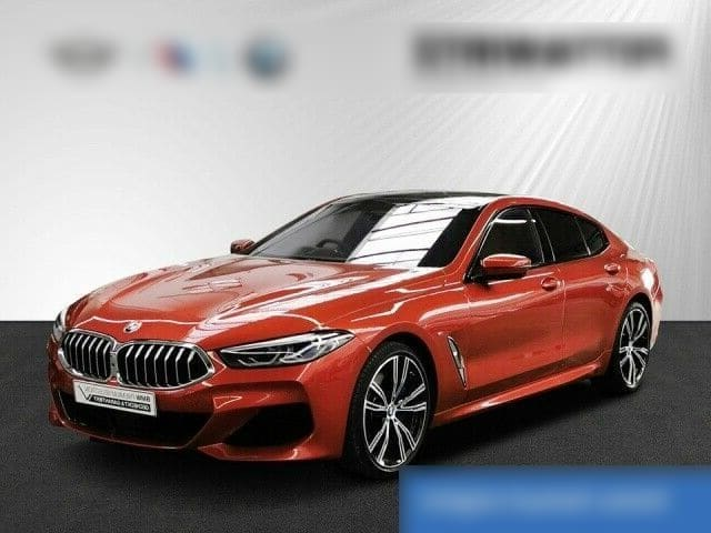 BMW 840i xDrive Gran Coupe Caméra 360° Apple CarPlay Climatisation automatique 4 zones