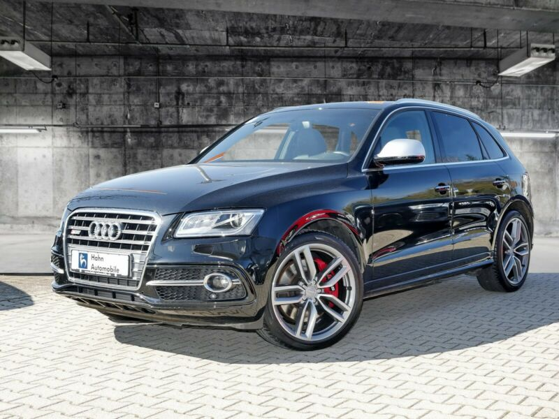 Audi SQ5 3.0TDI Competition, Toit panoramique