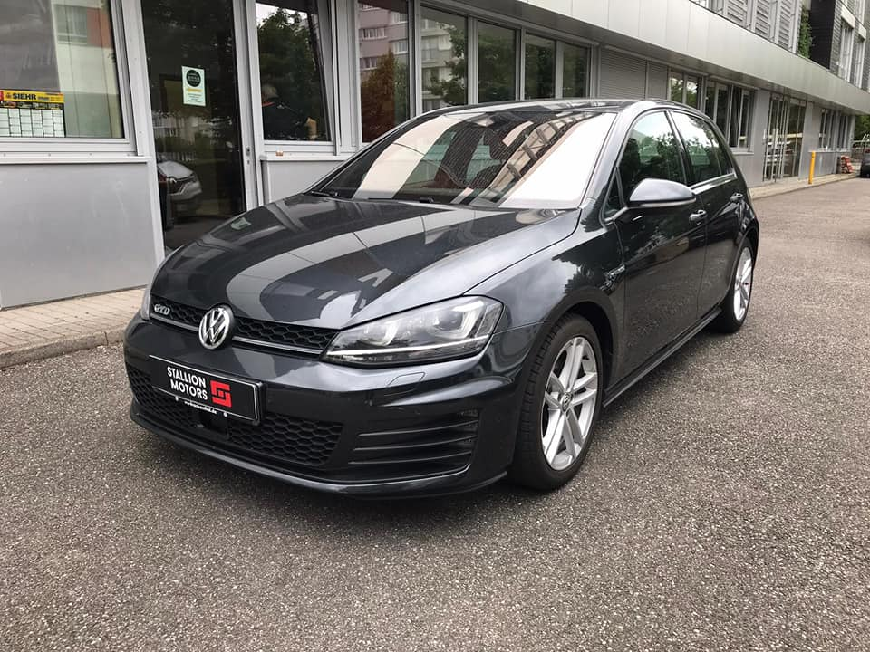 VW Golf VII 2.0 GTD DSG