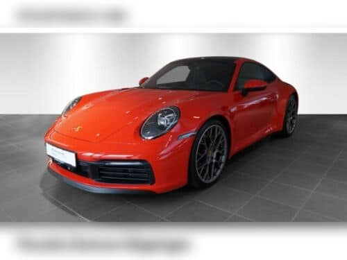 Porsche 992 911 Carrera S Coupe