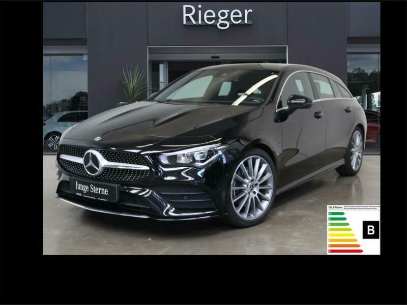 Mercedes-Benz CLA 200 Shooting Brake AMG*GPS-Premium*MBUX