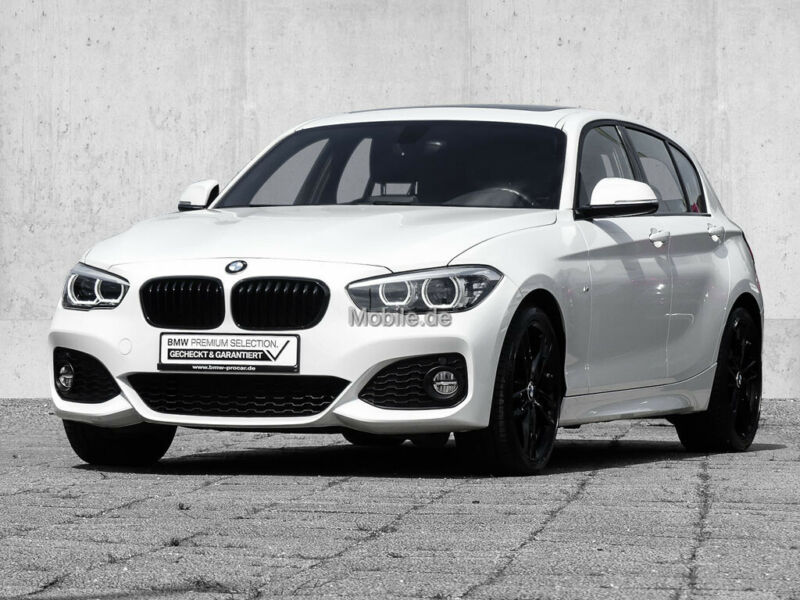 BMW 120i M Sport GPS Business Toit pano PDC RFT