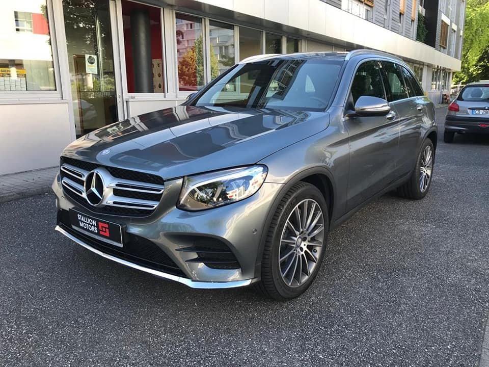 Mercedes-Benz GLC 220 d AMG 4MATIC