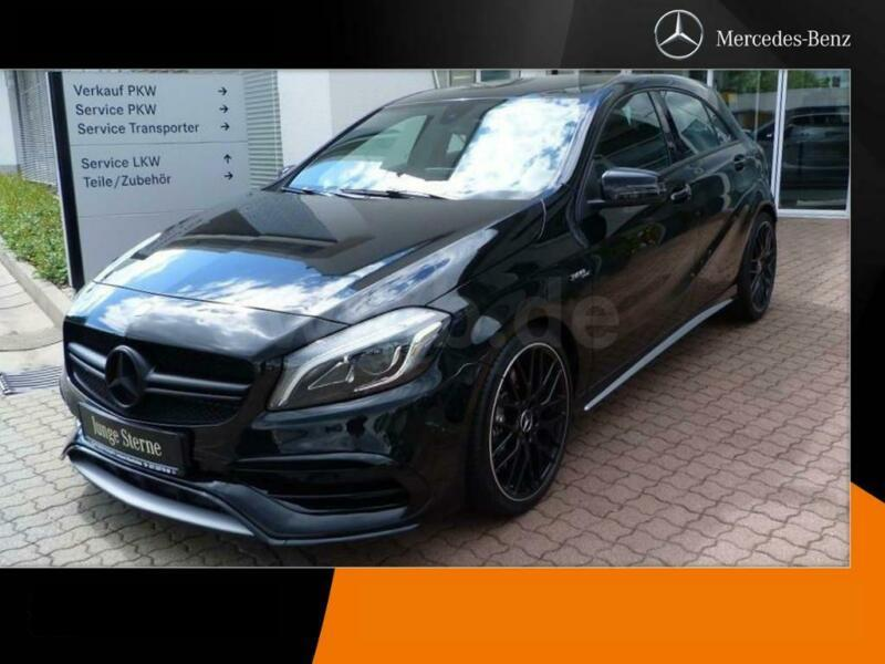 Mercedes-Benz AMG A 45 4M Designo/LED/GPS/PDC