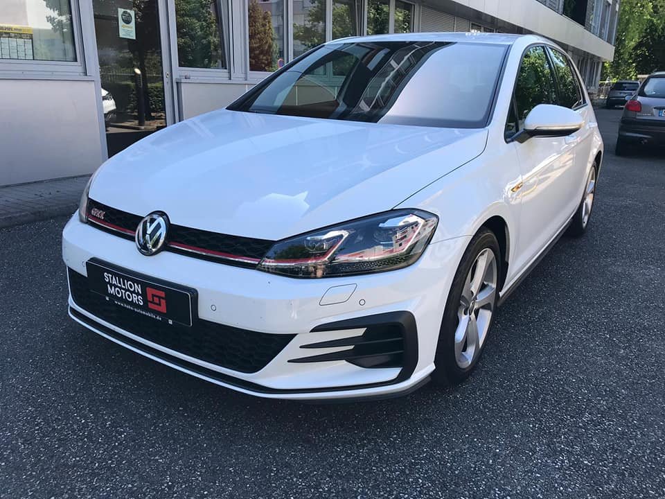 VW Golf VGTI Performance 2.0 TSI