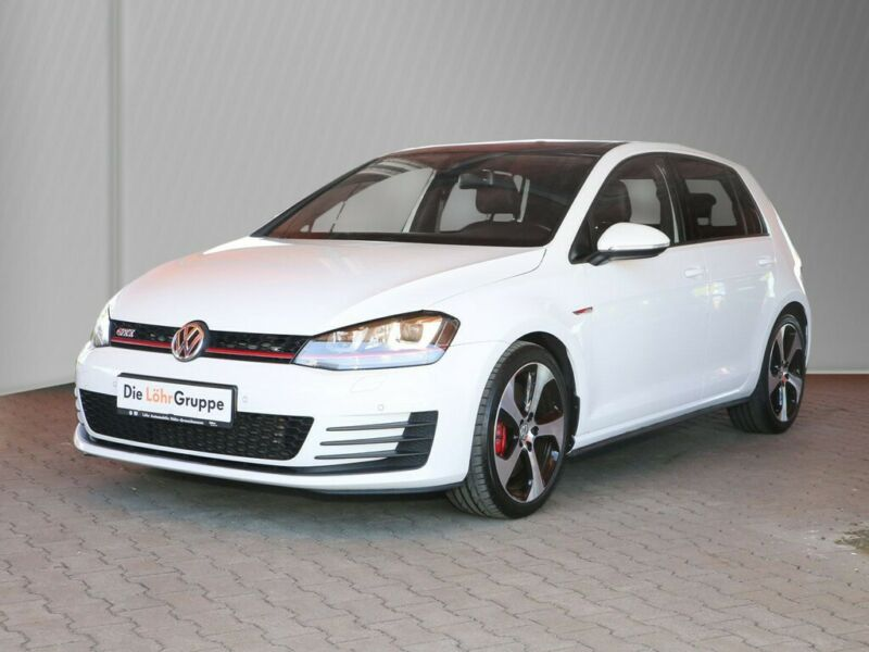 Volkswagen Golf 2.0 TSI GTI Performance Cuir Toit panoramique