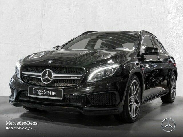 Mercedes-Benz GLA 45 AMG 4M Toit pano Distr COMAND NIGHT Comand