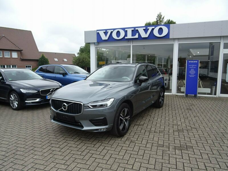 Volvo XC60 B5 AWD R-Design Caméra IntelliSafe LED
